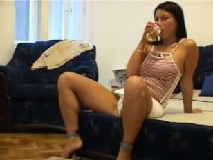 Barbara Konta Home Video...