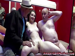 Dutch prostitute fuck and cumshot