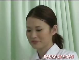 Orgasm nurse asian