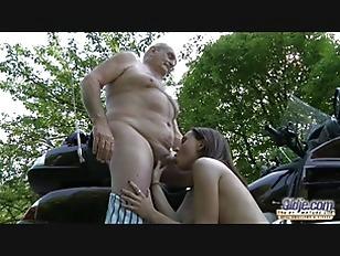 OLD YOUNG PORN - Grandpa...