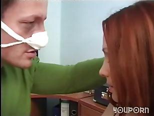 Nurse Helps Him Feel...