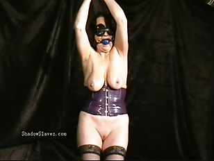 Mature Slavegirls Pussy Needle...