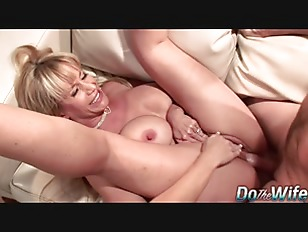 Mature Wife Blows a...
