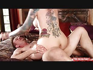 Big Tit Tattooed Stepsister...