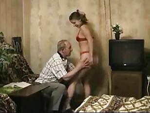 Grandaughter Seduces Grandfather Into...