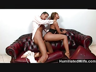 HumiliatedMilfs Krisztina Makes Her...