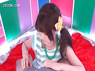 Picture Adorable Asian Young Girl 18+ Girl Sucking H...