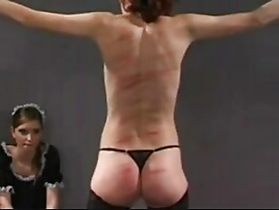 She Loves Spanking...
