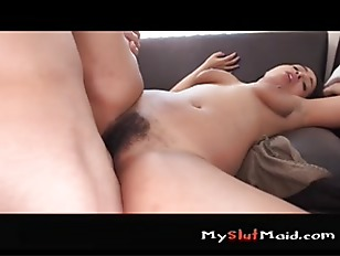 Maid Shines That Cock...