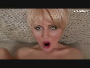 Very Horny Hot Blonde...