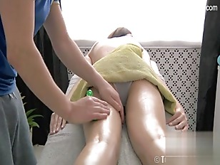 Picture Beautiful Wife Massage