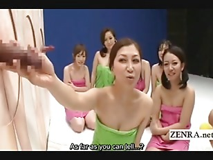 japanese penis guessing game show