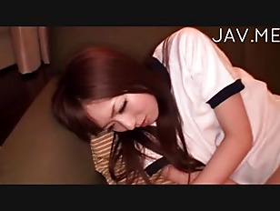 Japanese cutie loves to...