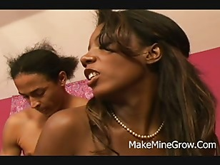 Picture Monica Foster - Hot Ebony Screwed By A Huge...