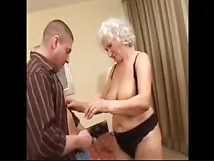 Granny creampie sex ictures agree, rather