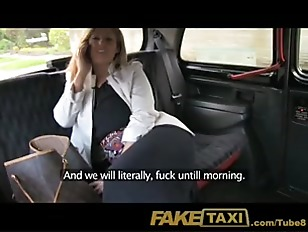 You Fake horny blonde fucked over taxi bonnet charming
