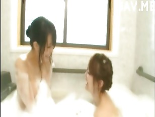 Picture Rub A Dub Japanese Babe In The Tub