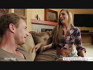 Picture Young Babe Roxy Rox Take Cock