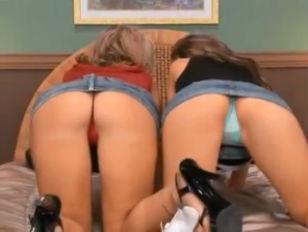 Kayla Synz Threesome...
