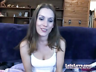 Lelu Love Webcam Show...