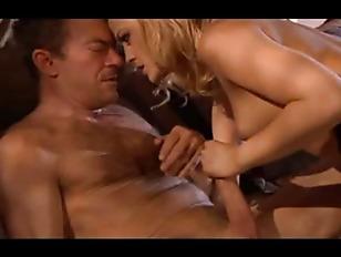 Sexy blonde fucker
