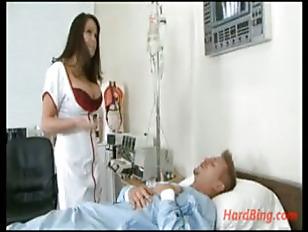 Big Breasts Nurse Brandy...