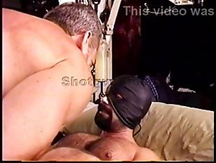 3 Mature Muscular Men...