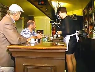 Waitress Gangbang...