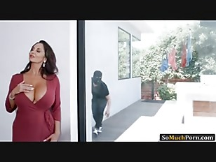 Booby MILF Ava Addams Fucked By Bandit