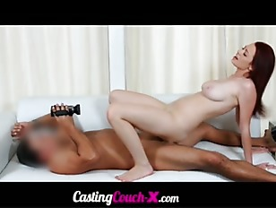 casting couch x redhead