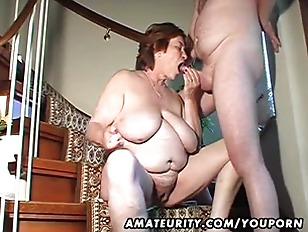 Chubby Amateur Wife Sucks...