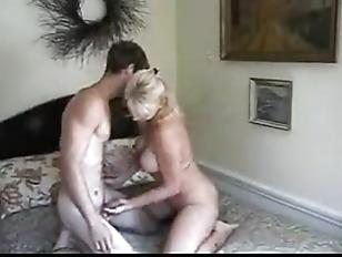 Hot Blonde Mom