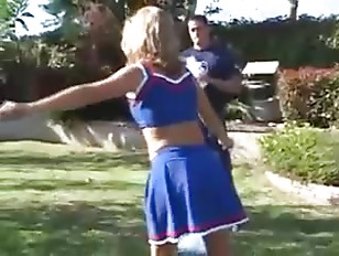 Katie Thomas Cheerleader...