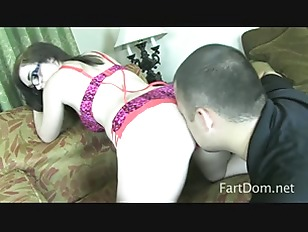 Picture Mary Jane Mayhem Farting Up Slaves Nose