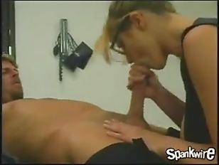 Blonde Fuck In Office...