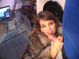 Picture Chelsea In Fur Coat Sucks Dick