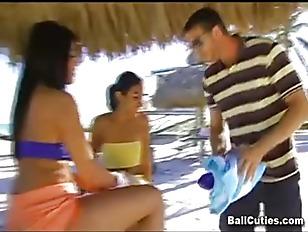 Beach Ride Honeys...