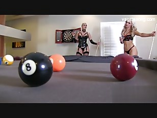 Two Babes Torture His...