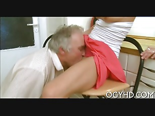 Steaming Young Chick Fucks...