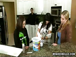 Picture Brandi Belle Homemade Dildo