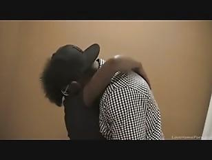 Black couple hurries home to fuck hard