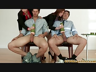 Picture Office Femdom Milfs Use Toys To Tug And Suck