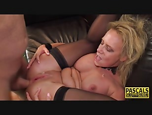 Real milf sub analized