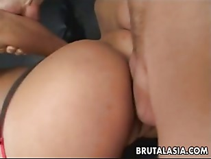 Picture Impeccable Asian Hottie Lucy Lee Gets Ass Ba...