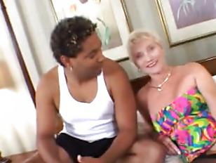 Granny Loves Younger Dark...