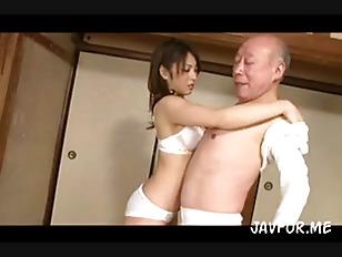 Japanese Gramps Loves To...