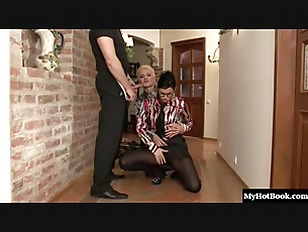 Picture Renata Black And Sarah Star Are A Blonde