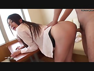 Office Lady Anal Riding...