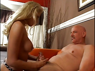 Picture Hot Blonde Kylie Smoking Jizz