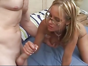 Picture Busty Girlfriend Giving Handjob And Taking F...